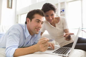 Onlinekredit zuhause beantragen