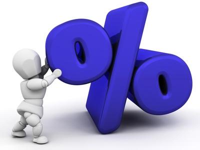 Zinsen beim Onlinekredit